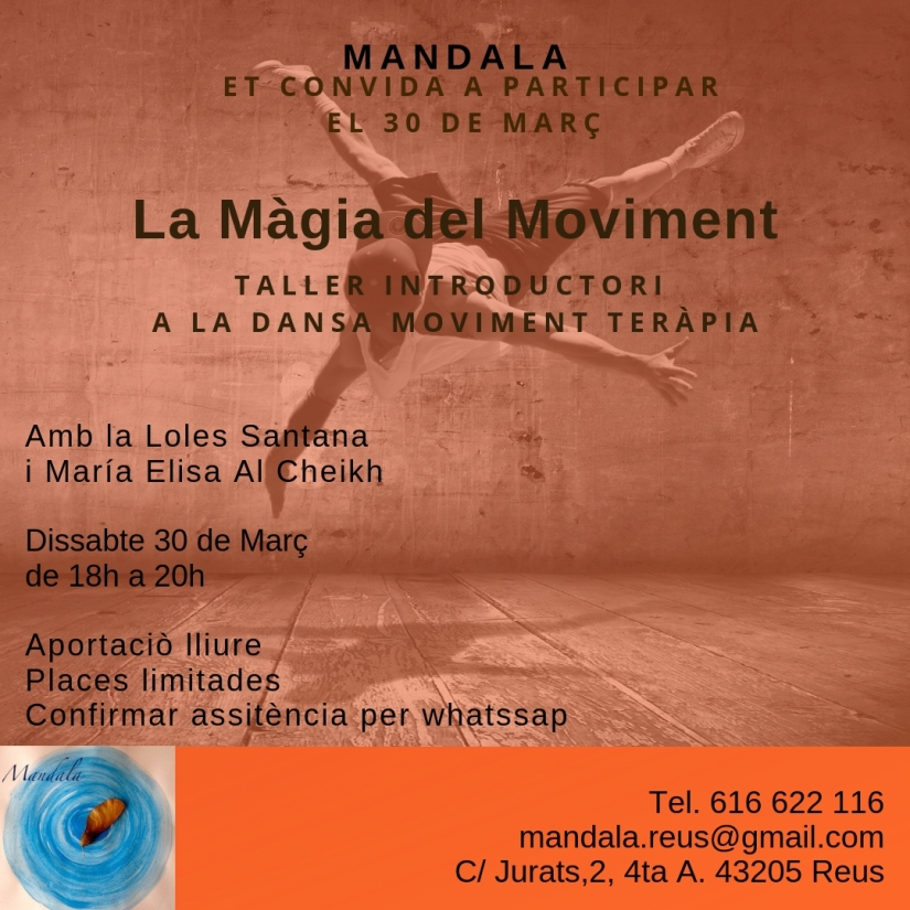 Copia de La màgia del Moviment